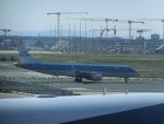 ヒロリンさんが、フランクフルト国際空港で撮影したKLMシティホッパー ERJ-190-100(ERJ-190STD)の航空フォト(写真)