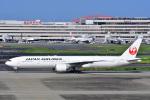 HISAHIさんが、羽田空港で撮影した日本航空 777-346/ERの航空フォト(写真)