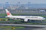 HISAHIさんが、羽田空港で撮影した日本航空 777-246/ERの航空フォト(写真)