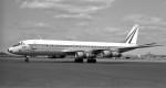 ハミングバードさんが、名古屋飛行場で撮影したフランス空軍 DC-8-53(F)の航空フォト(写真)
