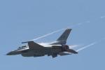 こうきさんが、松島基地で撮影したアメリカ空軍 F-16CM-50-CF Fighting Falconの航空フォト(写真)