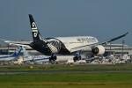 nobu2000さんが、成田国際空港で撮影したニュージーランド航空 787-9の航空フォト(写真)
