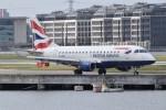 k-spotterさんが、ロンドン・シティ空港で撮影したBAシティフライヤー ERJ-170-100 (ERJ-170STD)の航空フォト(写真)
