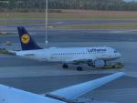 ヒロリンさんが、ウィーン国際空港で撮影したルフトハンザドイツ航空 A319-114の航空フォト(写真)