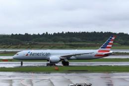 T.Sazenさんが、成田国際空港で撮影したアメリカン航空 787-9の航空フォト(写真)