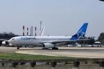 garrettさんが、パリ シャルル・ド・ゴール国際空港で撮影したエア・トランザット A330-243の航空フォト(写真)
