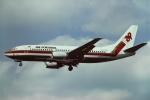 tassさんが、ロンドン・ヒースロー空港で撮影したTAPポルトガル航空 737-382の航空フォト(写真)