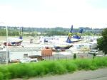 worldstar777さんが、レントン市営空港で撮影したライアンエア 737-9-MAXの航空フォト(飛行機 写真・画像)