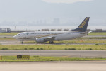 Koenig117さんが、関西国際空港で撮影した中国郵政航空 737-35N(SF)の航空フォト(写真)