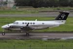 Hariboさんが、名古屋飛行場で撮影したドイツ企業所有 B200 King Airの航空フォト(写真)