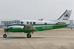 Hariboさんが、名古屋飛行場で撮影した韓瑞大学校 C90GTi King Airの航空フォト(写真)