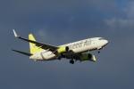 飛行機ゆうちゃんさんが、羽田空港で撮影したソラシド エア 737-86Nの航空フォト(写真)