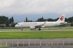 EosR2さんが、鹿児島空港で撮影した中国東方航空 A320-214の航空フォト(写真)