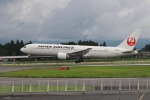 EosR2さんが、鹿児島空港で撮影した日本航空 767-346/ERの航空フォト(写真)