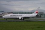 myoumyoさんが、熊本空港で撮影した日本航空 737-846の航空フォト(写真)