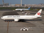 FT51ANさんが、羽田空港で撮影した日本航空 777-246/ERの航空フォト(写真)