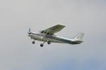 kumagorouさんが、仙台空港で撮影したアイベックスアビエイション 172P Skyhawk IIの航空フォト(飛行機 写真・画像)