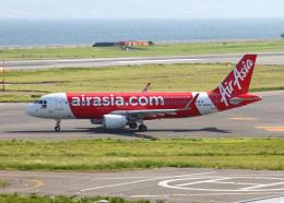 PGM200さんが、関西国際空港で撮影したフィリピン・エアアジア A320-216の航空フォト(飛行機 写真・画像)