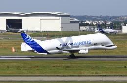 garrettさんが、トゥールーズ・ブラニャック空港で撮影したエアバス・トランスポート・インターナショナル A330-743Lの航空フォト(飛行機 写真・画像)