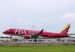Tomo@RJFKさんが、鹿児島空港で撮影したフジドリームエアラインズ ERJ-170-200 (ERJ-175STD)の航空フォト(飛行機 写真・画像)
