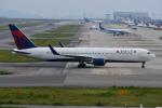 JA56SSさんが、関西国際空港で撮影したデルタ航空 767-332/ERの航空フォト(写真)