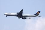 SKYLINEさんが、成田国際空港で撮影したルフトハンザドイツ航空 A340-642の航空フォト(飛行機 写真・画像)