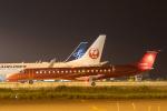 sg-driverさんが、北九州空港で撮影したコリアエクスプレスエア ERJ-145LRの航空フォト(写真)