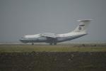 神宮寺ももさんが、関西国際空港で撮影したロシア空軍 Il-76MDの航空フォト(写真)