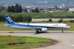 YASKYさんが、富山空港で撮影した全日空 A321-272Nの航空フォト(写真)