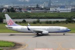YASKYさんが、富山空港で撮影したチャイナエアライン 737-8ALの航空フォト(写真)