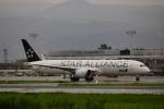 Zakiyamaさんが、熊本空港で撮影した全日空 787-9の航空フォト(飛行機 写真・画像)