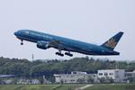 SKYLINEさんが、成田国際空港で撮影したベトナム航空 777-2Q8/ERの航空フォト(飛行機 写真・画像)