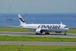 ちゃぽんさんが、中部国際空港で撮影したフィンエアー A350-941の航空フォト(飛行機 写真・画像)