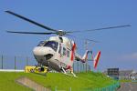 ちゃぽんさんが、鈴鹿サーキットで撮影したセントラルヘリコプターサービス BK117C-1の航空フォト(写真)