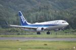 turenoアカクロさんが、高松空港で撮影した全日空 737-881の航空フォト(写真)