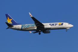 やつはしさんが、羽田空港で撮影したスカイマーク 737-86Nの航空フォト(写真)