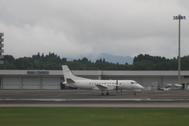 ジャンクさんが、鹿児島空港で撮影した日本エアコミューター 340Bの航空フォト(飛行機 写真・画像)