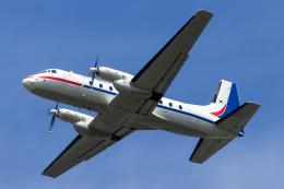 Enfield_ROKさんが、ソウル空軍基地で撮影した大韓民国空軍 HS.748の航空フォト(飛行機 写真・画像)