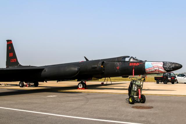 Enfield_ROKさんが、烏山空軍基地で撮影したアメリカ空軍 U-2S Dragon Ladyの航空フォト(飛行機 写真・画像)