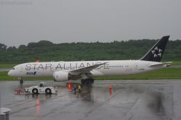 イチカメさんが、熊本空港で撮影した全日空 787-9の航空フォト(飛行機 写真・画像)