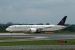 採れたてほしいもさんが、マンチェスター空港で撮影したサウディア 787-9の航空フォト(写真)