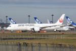 kuro2059さんが、成田国際空港で撮影した日本航空 787-9の航空フォト(写真)