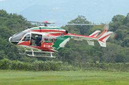 みいさんさんが、高松空港で撮影した香川県防災航空隊 BK117C-2の航空フォト(飛行機 写真・画像)