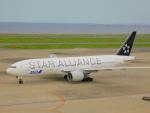 もっちゃこさんが、羽田空港で撮影した全日空 777-281の航空フォト(飛行機 写真・画像)