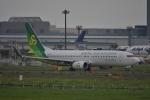 qooさんが、成田国際空港で撮影した春秋航空日本 737-86Nの航空フォト(写真)