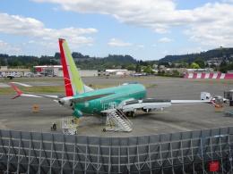 worldstarさんが、レントン市営空港で撮影したイースター航空 737-8-MAXの航空フォト(飛行機 写真・画像)
