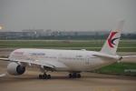 JA8037さんが、上海浦東国際空港で撮影した中国東方航空 A350-941XWBの航空フォト(飛行機 写真・画像)