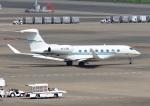 じーく。さんが、羽田空港で撮影したガインジェット・アイルランド G650 (G-VI)の航空フォト(飛行機 写真・画像)
