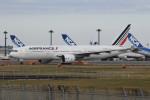kuro2059さんが、成田国際空港で撮影したエールフランス航空 777-228/ERの航空フォト(飛行機 写真・画像)