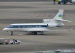 じーく。さんが、羽田空港で撮影したジブチ共和国政府 Falcon 7Xの航空フォト(飛行機 写真・画像)